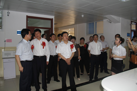河北工程大学附属医院复兴院区开诊